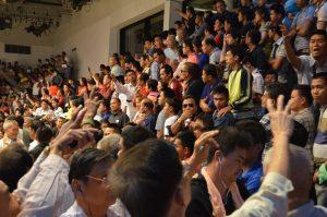 publico de apuestas en el canal7 en tailandia