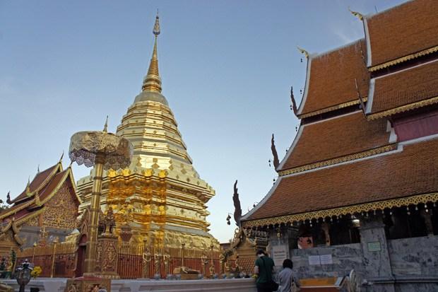 Templo Doi Suthep en Chiang Mai
