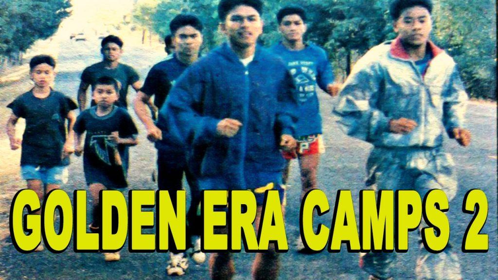 Imagen del video de la web Muay Thai Scholar, peleadores corriendo.