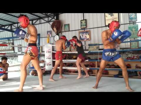 Boxeadores cuyos nombres luchan para Dejrat