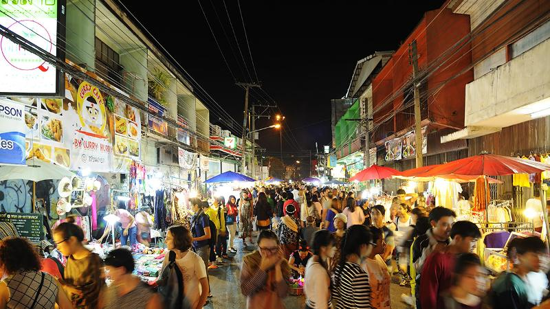 Turismo de mercados y pequeños comercios