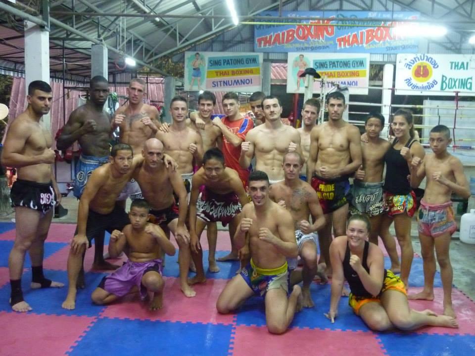 Tradición y turismo mezclado en los gimnasios
