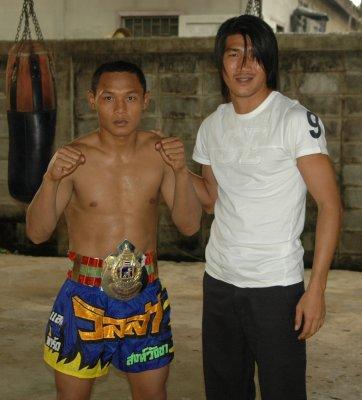 Somrack y Saenchai