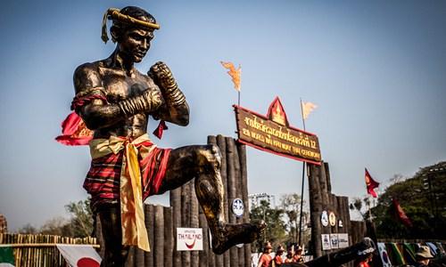 Turismo y muay thai