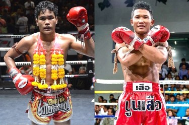 ;uangthai vs Kulabdam Ring reyes