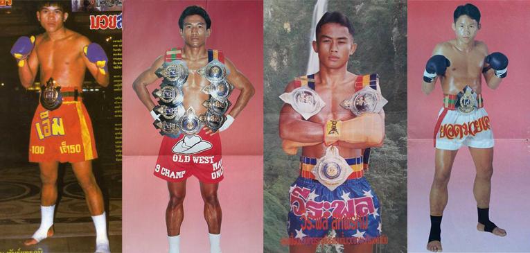 clasicos del muay thai