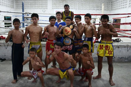 Luchadores del campo pinsinchai