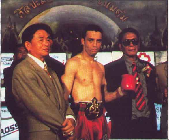 primer campeón del lumpini