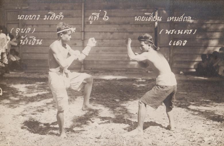 muay thai antiguo: orgullo del país