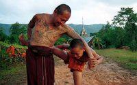 Budismo y muay thai raices.