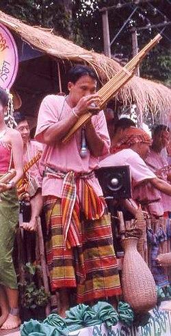 flauta khaen
