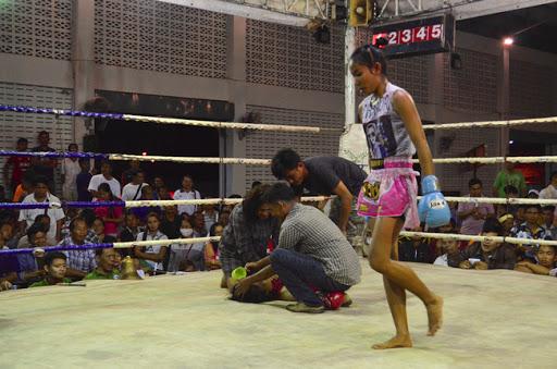 Los gimnasios de las provincias son la cantera de Bangkok